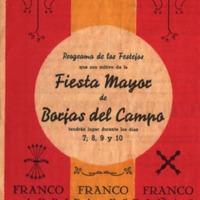 Programa de Festa Major del 1939